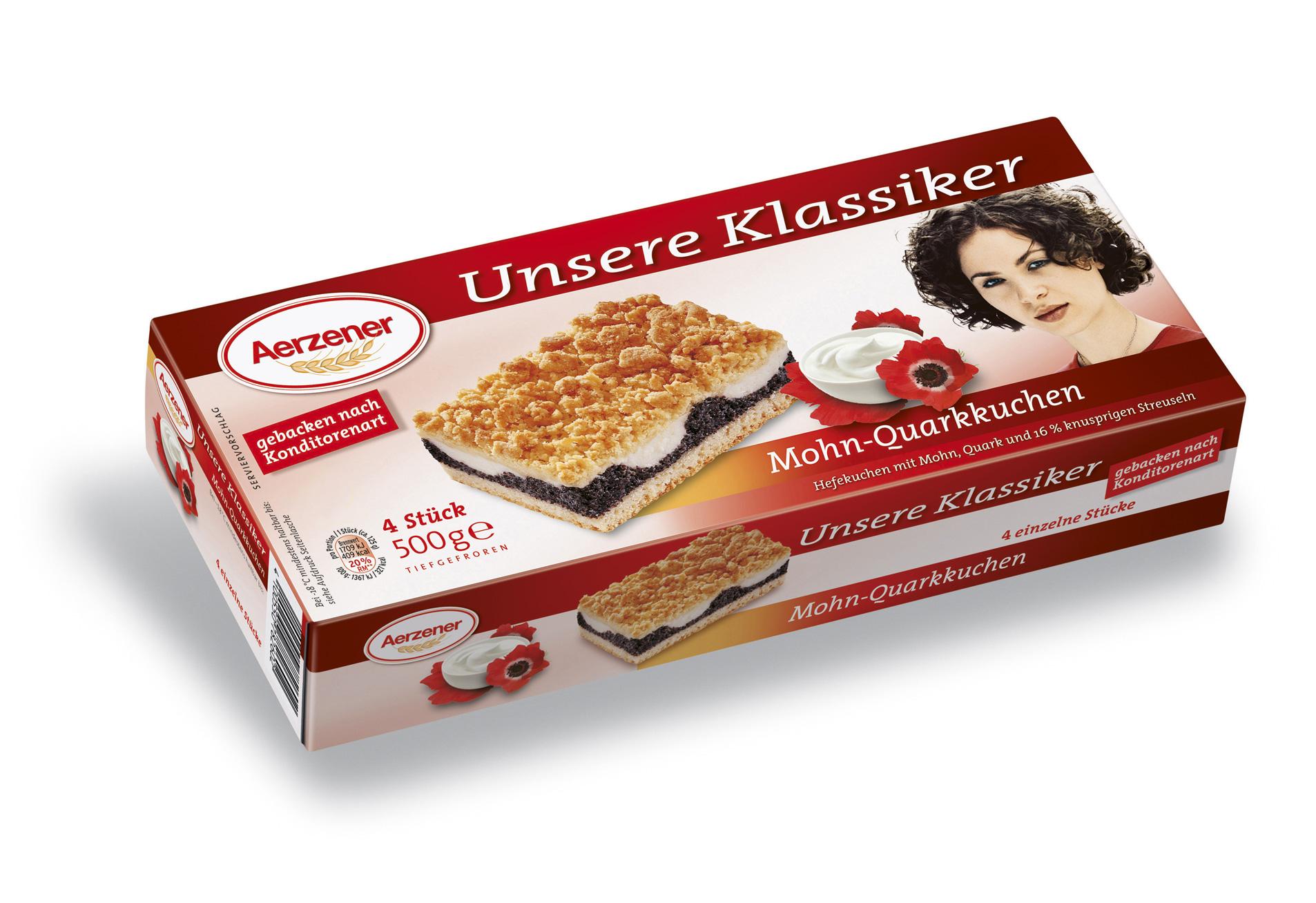 Aerzener Brot Mohn Quarkkuchen