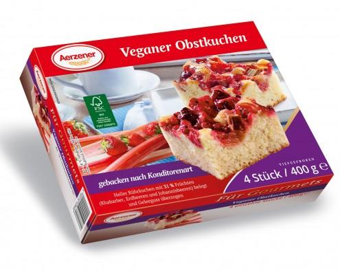 Veganer Obstkuchen
